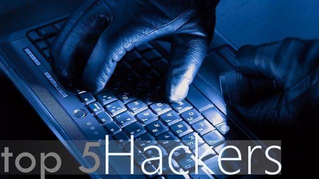5 famosos hackers de todos los tiempos