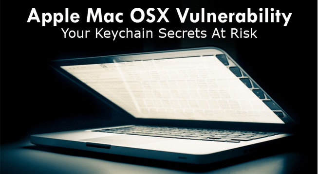 Vulnerabilidad en Apple Mac OS X