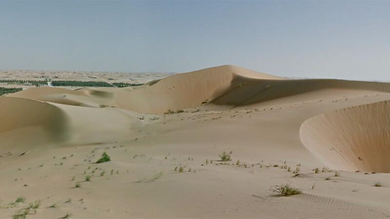 16. Liwa Desert