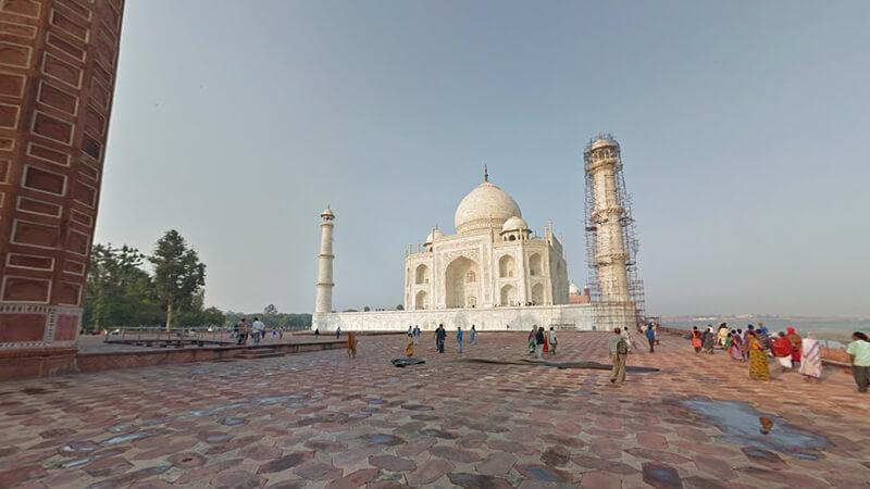 6. El Taj Mahal