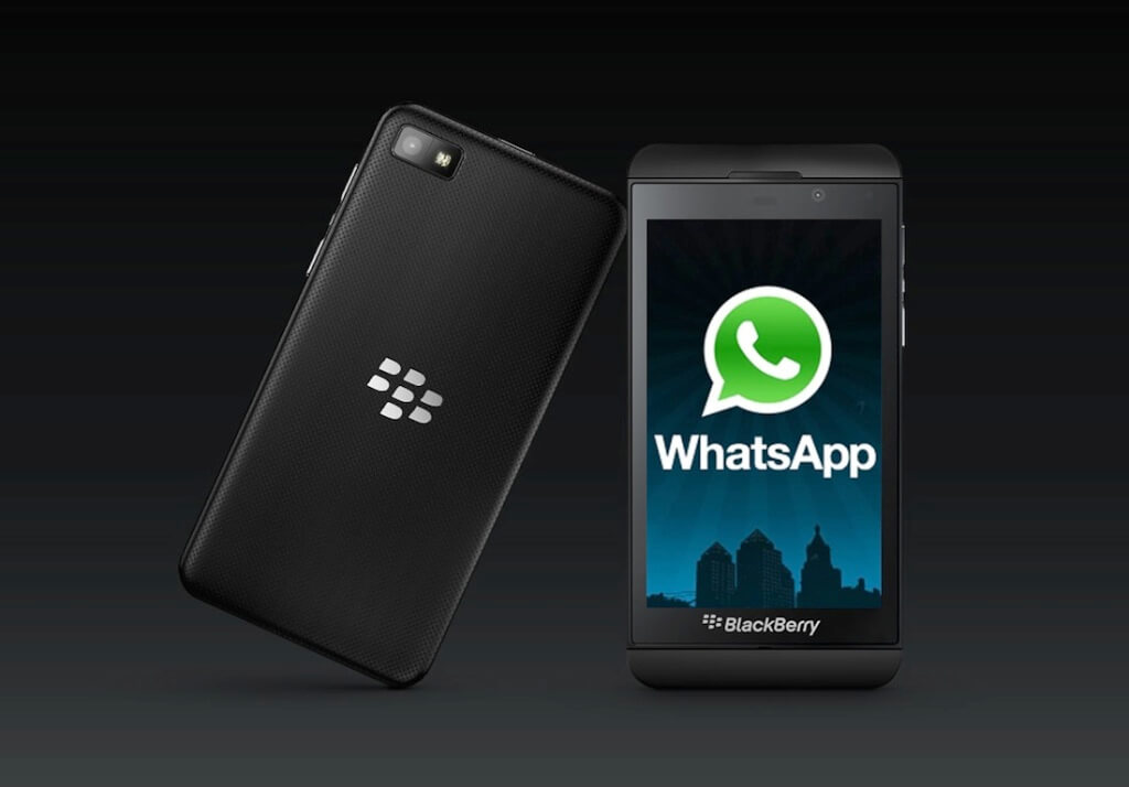 WhatsApp en BlackBerry - copia